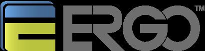 ERGO™ horizontal logo