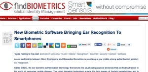 Find Biometrics Article